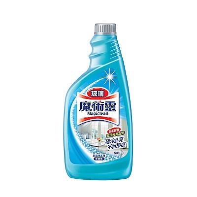 魔術靈 玻璃清潔劑 更替瓶 (500ml)