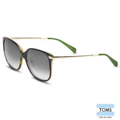 TOMS SANDELA201  典雅時尚淑女搭配款 太陽眼鏡-女款 (10000993)