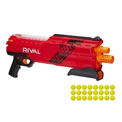 孩之寶Hasbro NERF系列 兒童射擊玩具 決戰系列 阿特拉斯 紅藍兩色隨機出貨
