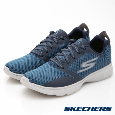 SKECHERS (男) 健走系列 GO Walk 4 - 54169NVGY