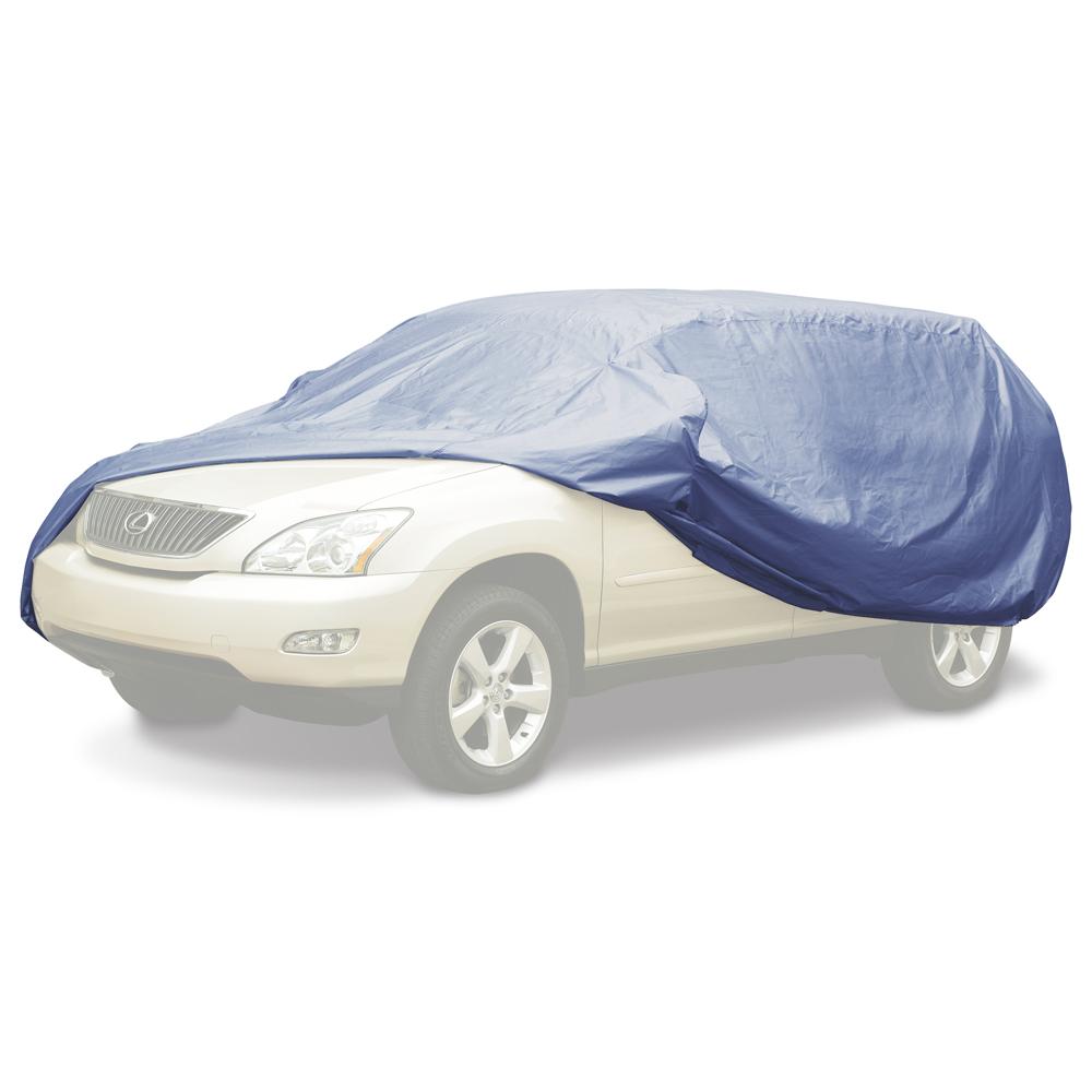 福卡  雙層布保護車套 - RV 休旅車款