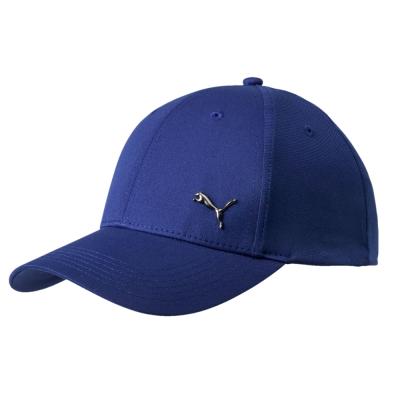 PUMA-男女基本系列棒球帽-沉深藍