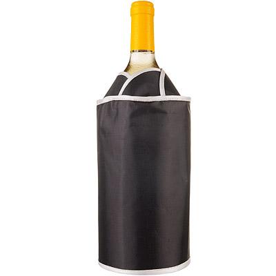 VACU VIN Tulip軟性保冷冰桶(黑1L)