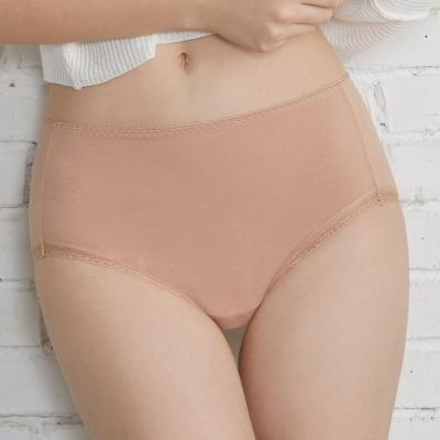 瑪登瑪朵-中腰三角生理內褲M-XL(知性膚)