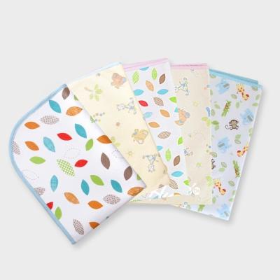 baby童衣 純棉防水雙層竹纖維尿墊 L號 F1026