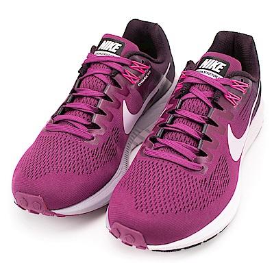 NIKE-女慢跑鞋904701605-紫