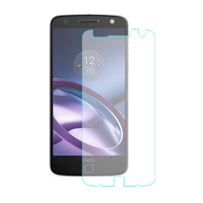【SHOWHAN】Motorola Moto Z 9H鋼化玻璃貼疏水疏油高清抗指紋