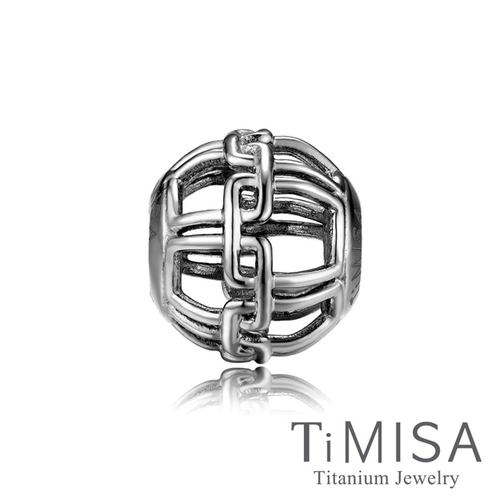 TiMISA 古典美 純鈦飾品 串珠