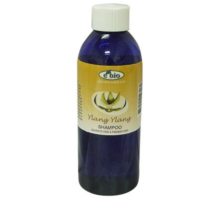 ebio伊比歐伊蘭精油洗髮精200ml-染燙髮質適用