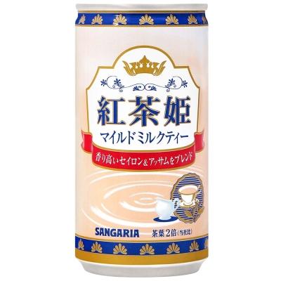 SANGARIA 紅茶姬-奶茶(185g)