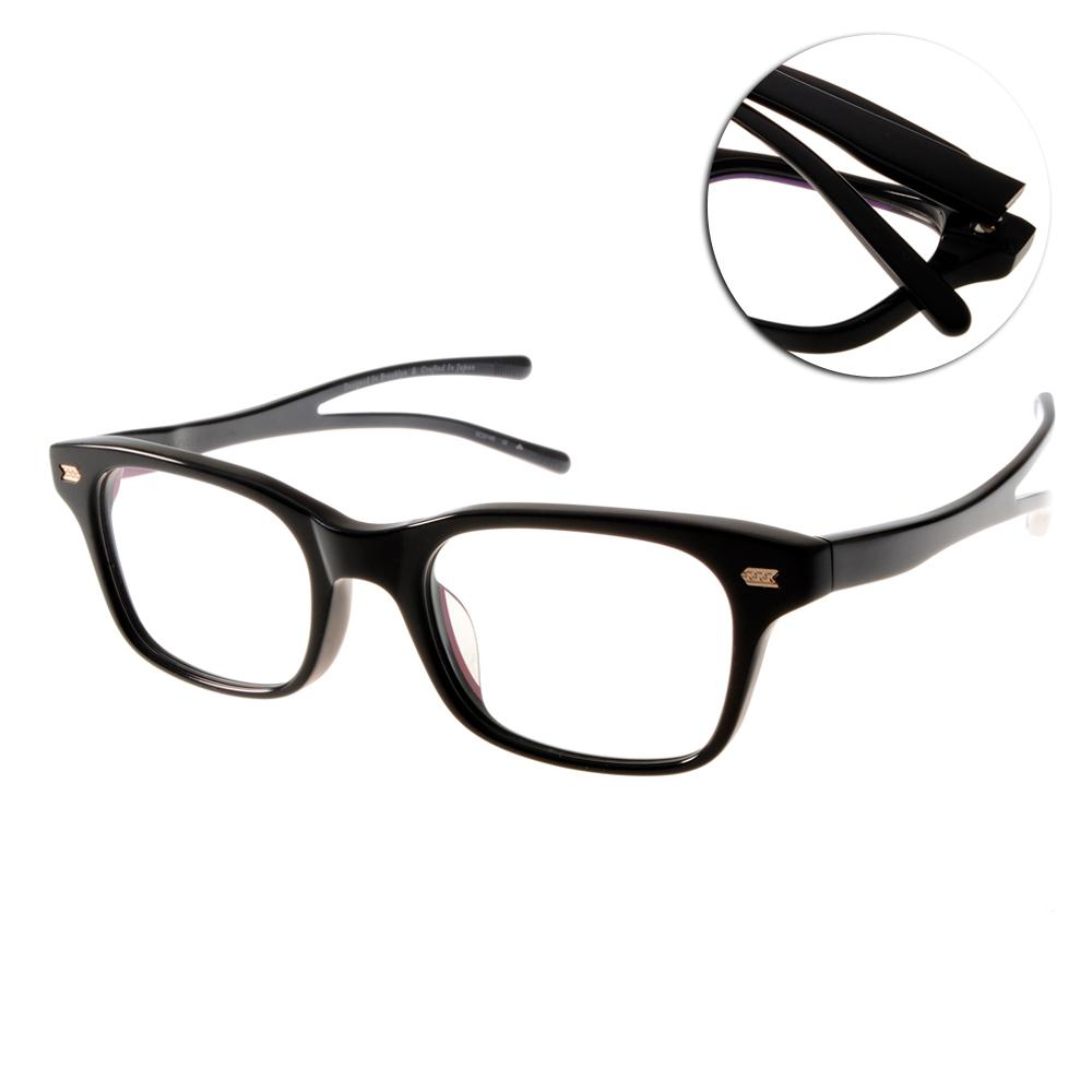 ACTIVIST眼鏡 紐約靈魂日本手工框/黑#MCKINLEY C01