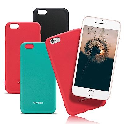 CITY  iphone 6 plus / 6s plus 時尚超級防摔手機殼