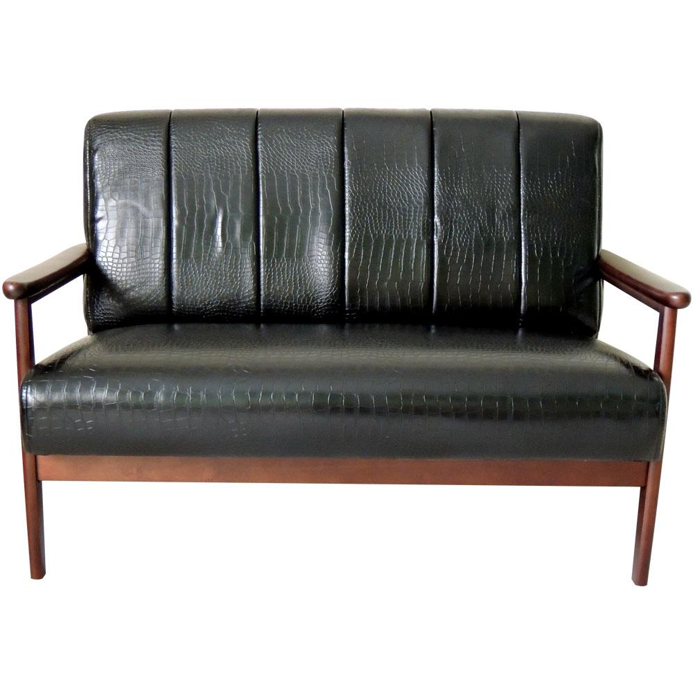 YKS- Jing。靜岡木作兩人座沙發