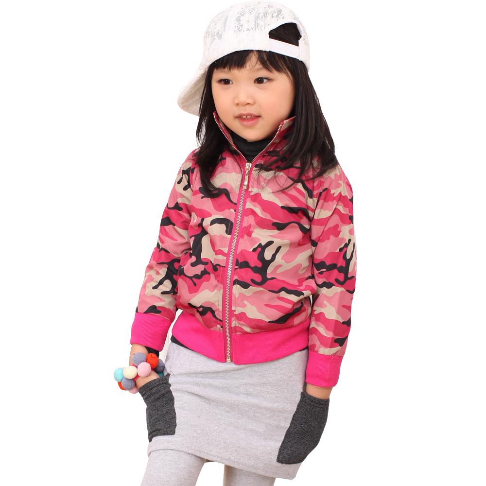 魔法Baby 女童秋冬外套 k36923