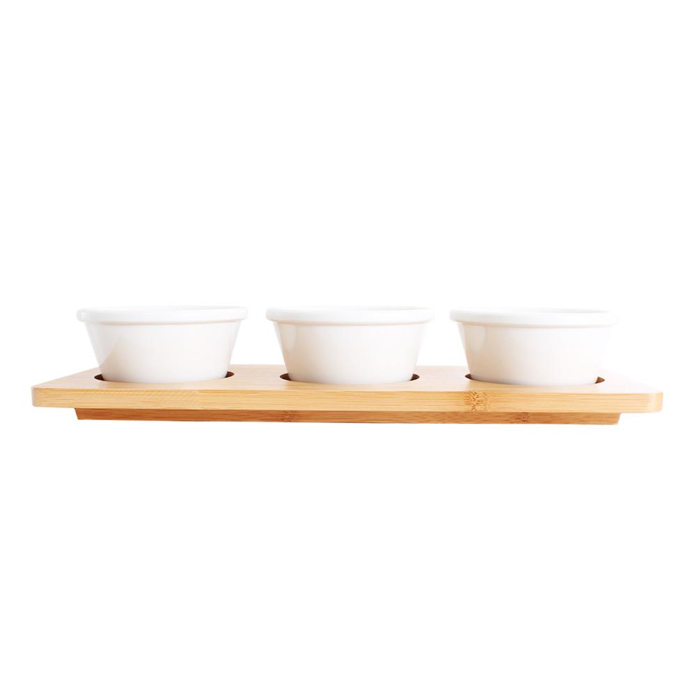 【絕版↘79折】EFAY 竹韻餐盤組-圓