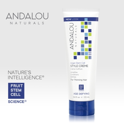 ANDALOU安德魯 摩洛哥堅果豐盈護髮造型霜 172 ml
