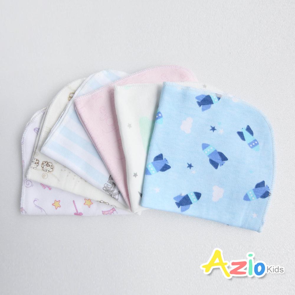 Azio Kids-多款式小方巾(款式隨機出)
