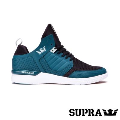 SUPRA Method系列男鞋-綠/黑