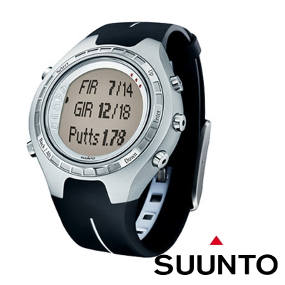 【芬蘭 SUUNTO】G6 PRO 專業高爾夫電腦運動錶