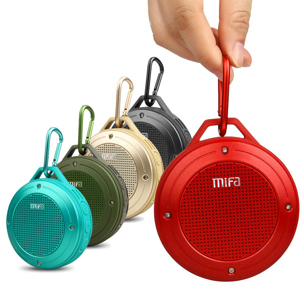 MiFa F10無線隨身藍芽MP3喇叭