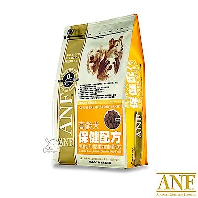 ANF 愛恩富 高齡犬保健配方 犬糧 15kg X 1包