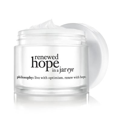 philosophy肌膚哲理 一瓶希望保濕眼霜15ml