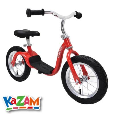 【 美國 KAZAM 】 兒童平衡 學習最佳幫手 平衡滑步車- 紅色