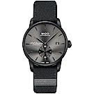 MIDO美度 Baroncelli  2118 百年紀念限量機械錶-灰/38mm