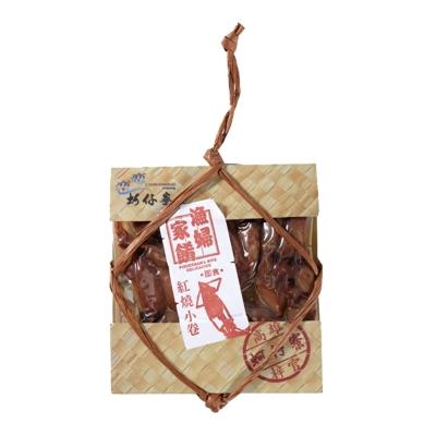 戀戀蚵仔寮 漁婦家餚紅燒熟小卷-辣味(120g)