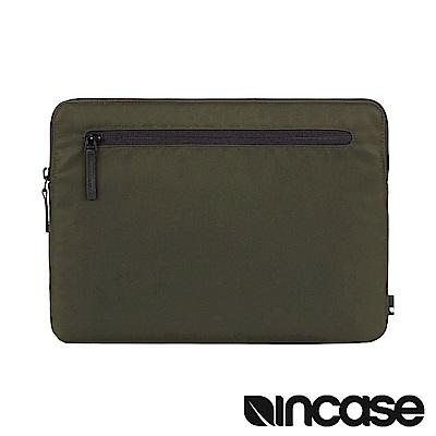 INCASE Compact MacBook 12 吋飛行尼龍保護套-橄欖綠