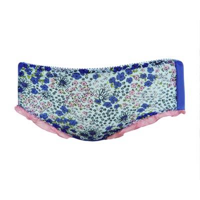 【瑪登瑪朵】心花拉溝 低腰平口棉褲(童話紫)