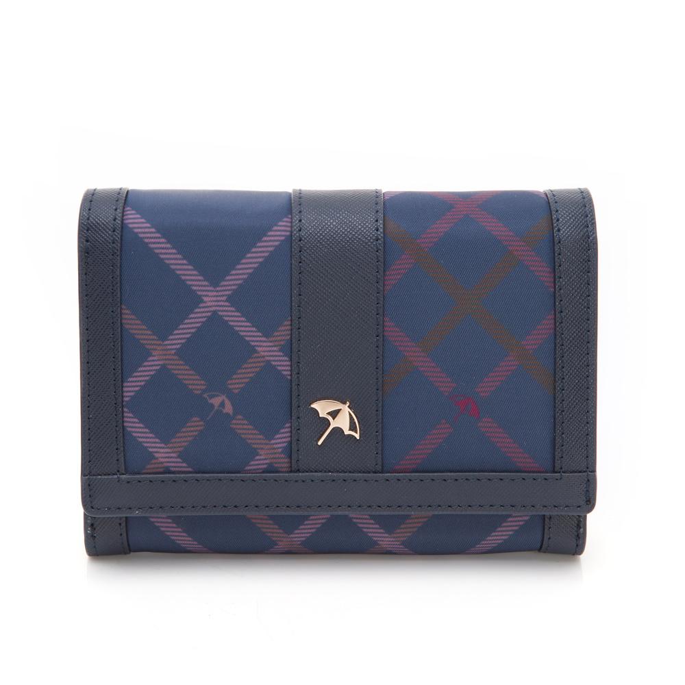 Arnold Palmer- 中夾 Bag&Bear B & B 系列-藍色