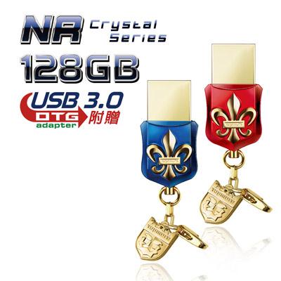 達墨TOPMORE NR CRYSTAL  USB3.0 128GB 頂級精品隨身碟