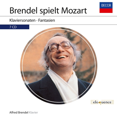 布蘭德爾/演奏莫札特(7CD)