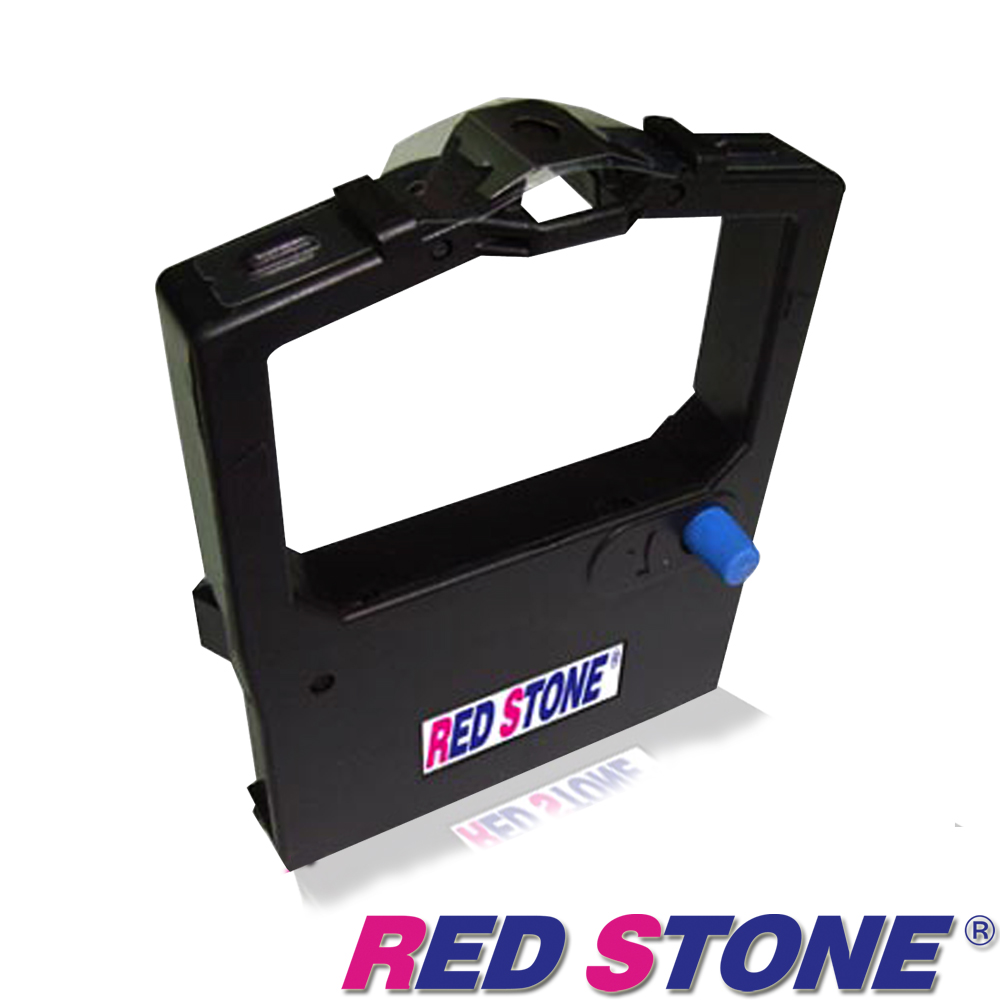 RED STONE for PRINTEC PR9330/ OKI 590黑色色帶