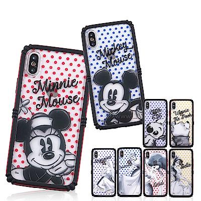 迪士尼│宙斯鎧甲 iPhone X  阿波羅_素描點點系列
