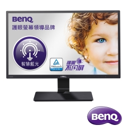 BenQ GW2470ML 24型 VA 智慧藍光護眼電腦螢幕