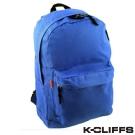 美國K-CLIFFS  輕巧休閒雙肩後背包 寶藍