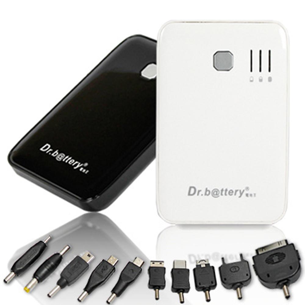 電池王  晶片五代5000mAh雙USB超能量電源