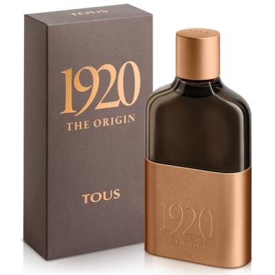 TOUS 1920 男性淡香精100ML 送品牌小香