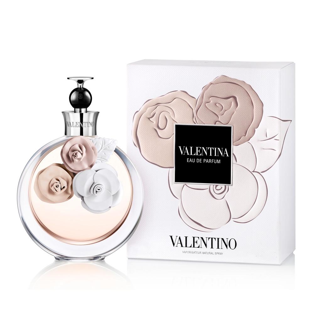 【Valentino范倫鐵諾】Valentina瓦倫緹娜女性淡香精80ml