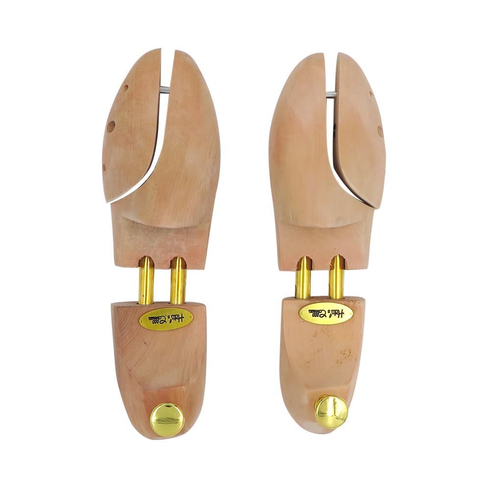 ○糊塗鞋匠○ 優質鞋材 A17 荷木定型鞋撐 (雙/組)