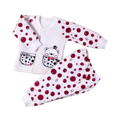 魔法Baby~三層夾棉保暖居家套裝~k33113