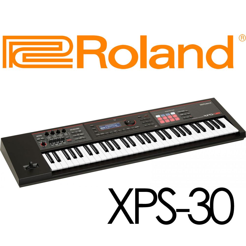 ROLAND XPS-30 可擴充合成器鍵盤