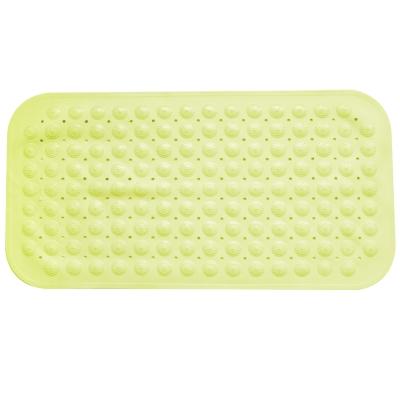 色彩繽紛浴室防滑地墊(一入)