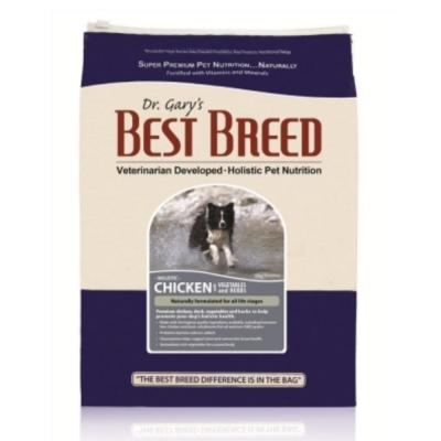 BEST BREED貝斯比 全齡犬《雞肉+蔬菜香草》配方 1.8KG
