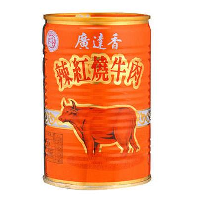 廣達香 紅燒牛肉( 440 gx 3 入)