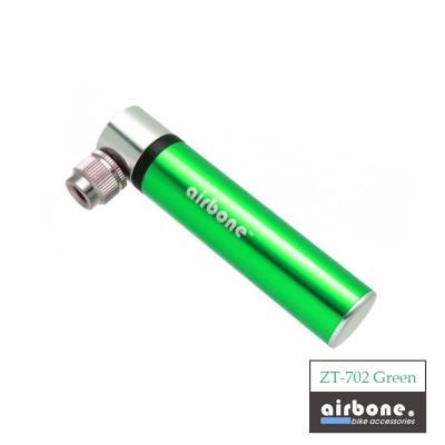 AIRBONE ZT-702 極緻迷你版 打氣筒 綠色