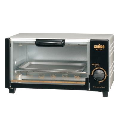 SAMPO聲寶6公升定時電烤箱-KZ-LA06