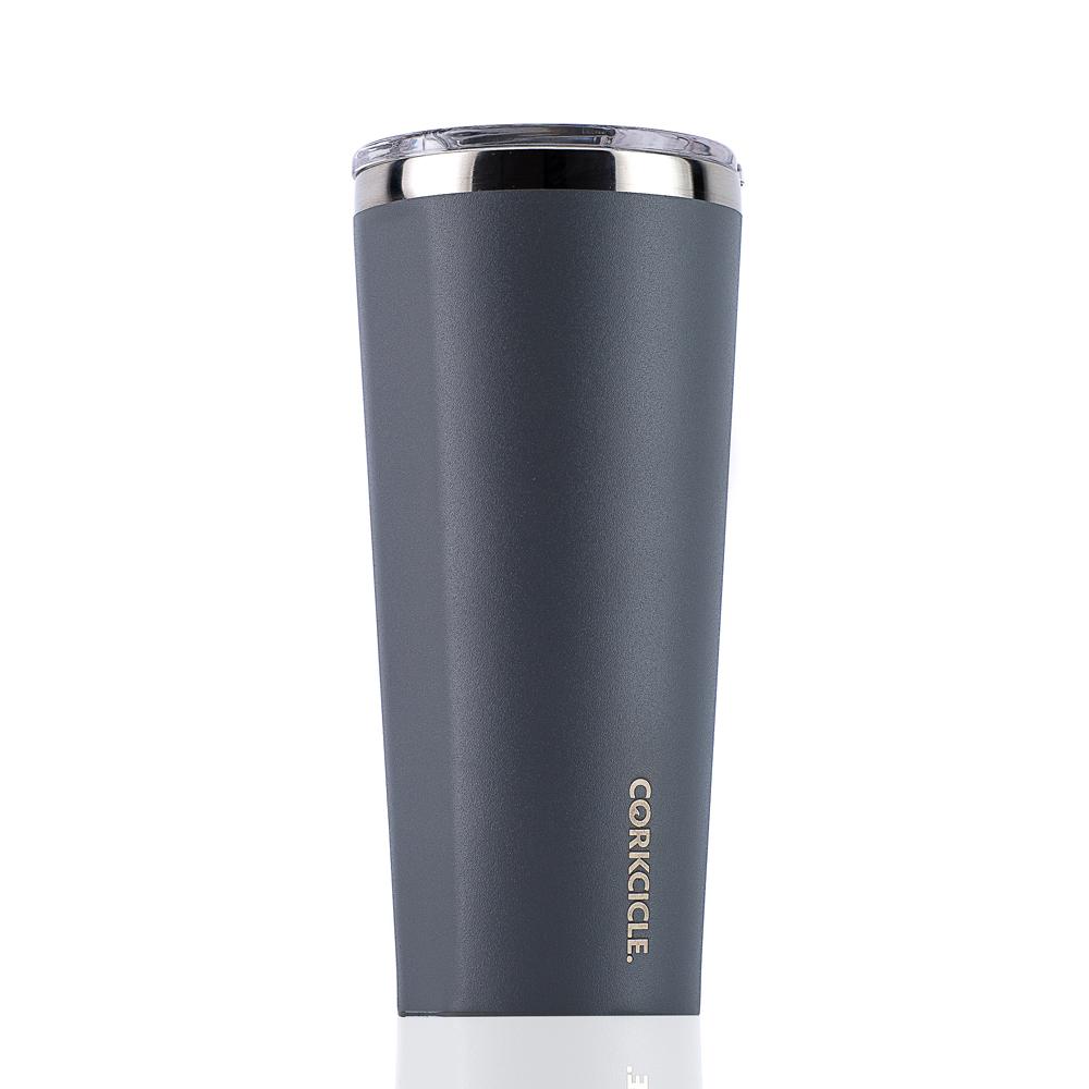 CORKCICLE 酷仕客Waterman戶外系列三層不鏽鋼保溫杯-710ml (消光灰)